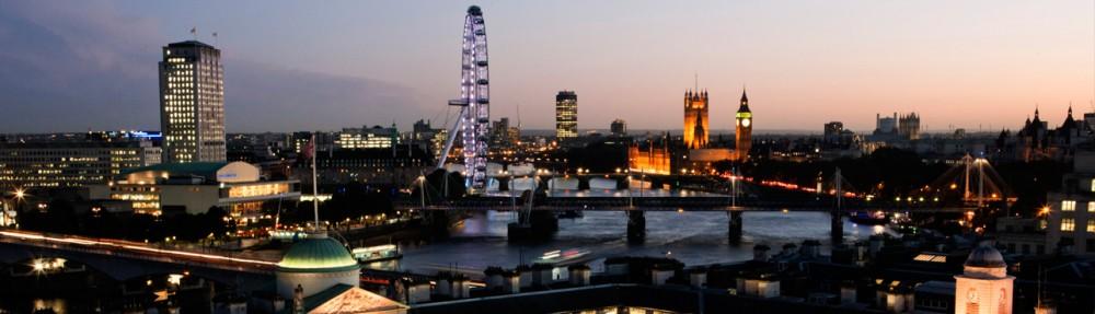 Dark London Skies