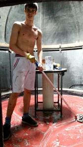 edo mopping