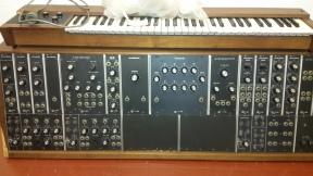 Moog 900 series modular synthr