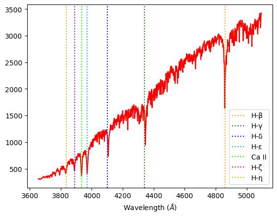 spectra procyon F
